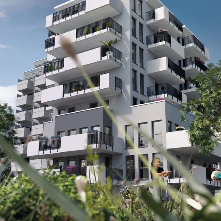 Wohnobjekt Usastrasse