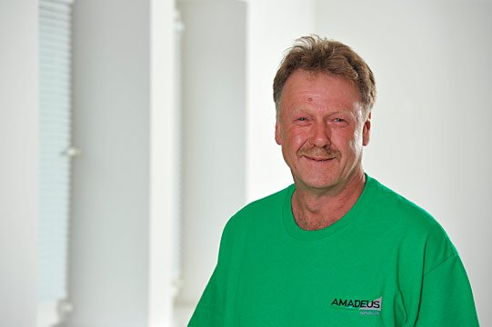 Reiner Scheu Amadeus Group