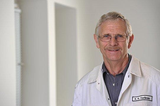 Profilbild Karl-Heinz Vorländer